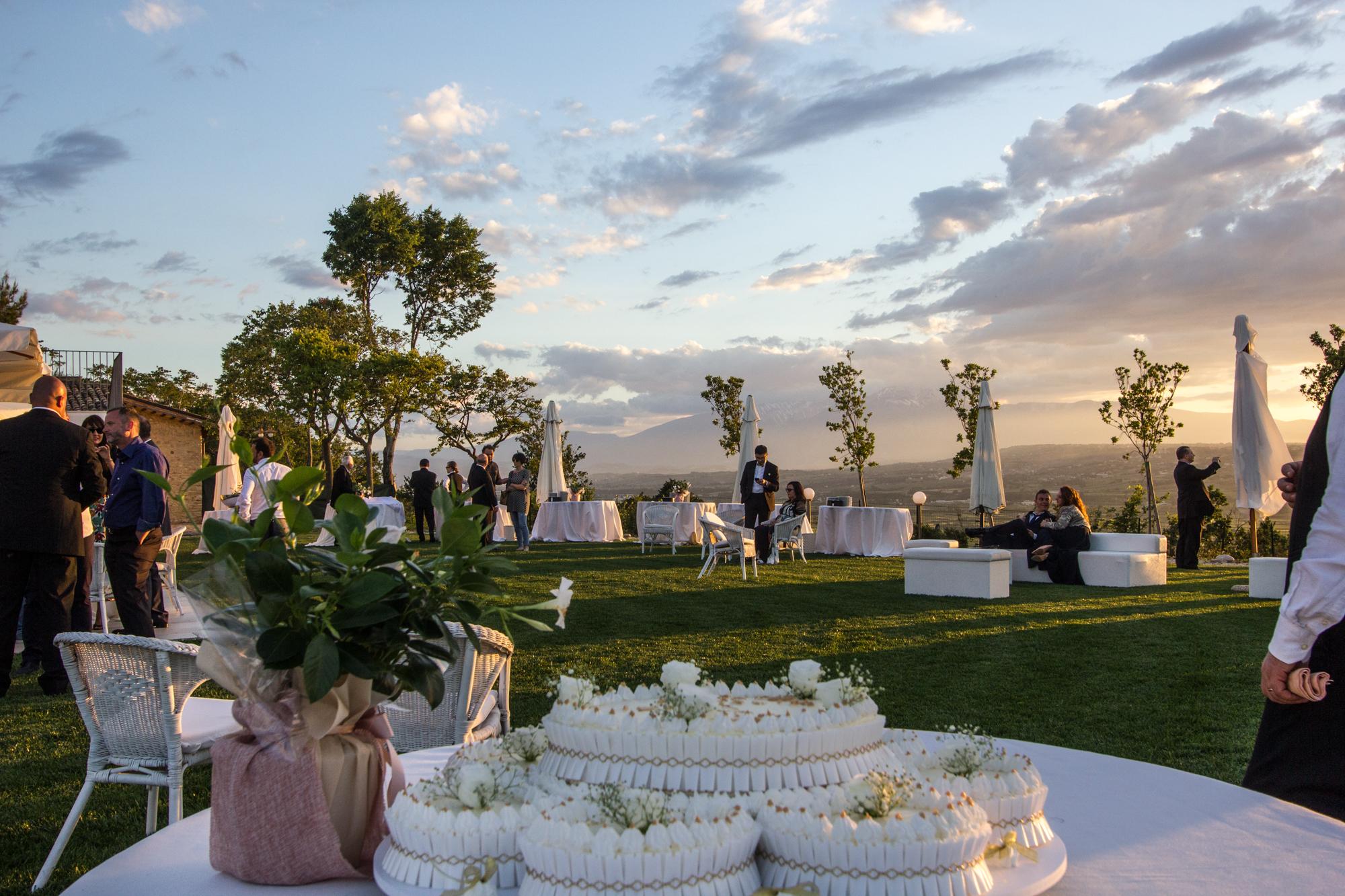 Matrimonio Spiaggia Abruzzo : Ville per cerimonie matrimoni a vasto in abruzzo